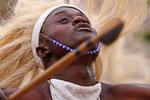 Stammestänzer, Kigali, Ruanda