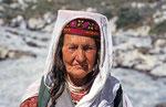 Hunza-Frau, Pakistan