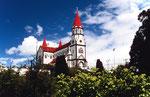 Kirche Sagrado Corazon de Jesús, Puerto Varas, Chile
