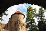 Burg Cesis, Lettland
