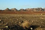 Landschaft bei Tadjura, Dschibuti