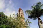 Torre den Iznaga, Valle de los Ingenios (Tal der Zuckermühlen)