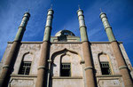 Moschee in Tuyuq, Provinz Xinjiang, VR China