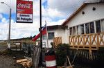 Cafeteria El Patagon, Mastuerzo, Provincia de Magallanes, Chile