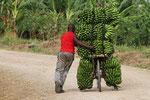 Weg zum Markt, Uganda