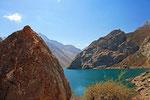 See Marguzor (7 Seen), Shing-Tal, Fan-Gebirge, Tadschikistan