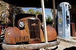 Alte Tankstelle, Shoshone, Kalifornien