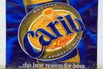 Bier-Reklame, Georgetown, Guayana