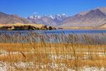 Karakul-See mit Transalei-Kette, Tadschikistan