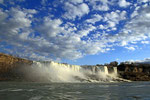 Niagarafälle, Amerikanische Seite, USA