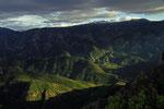 Berge bei Grahova, Montenegro