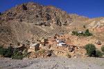 Dorf im Fan-Gebirge, Tadschikistan