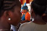 Indonesischer Markt, Paramaribo, Surinam