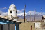 Moschee in Karakul, Pamir, Tadschikistan