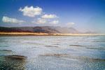 Assal-Salzsee (- 173 m), Dschibuti
