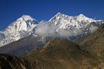 Dhaulagiri (8.167 m), Mustang