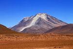 Vulkan Ollagüe, (5870 m), Bolivien