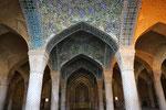 Shiraz, Nasir al-Mulk-Moschee