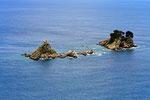 Adriaküste bei Sv. Stefan, Montenegro