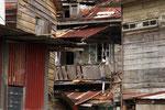 Alte Holzhäuser, Paramaribo, Surinam