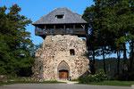 Burgruine Sigulda, Lettland