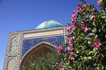 Kok Gumbaz.Moschee, Istarafshan, Tadschikistan