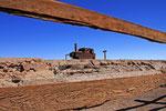 Ehemaliges Salpeterwerk Humberstone, Chile