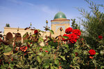Imam Serahsi Mausoleum, Uzgen, Ferghana-Tal, Kirgistan