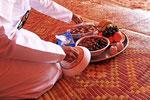Im Beduinenenzelt, Wahiba Sands