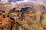 Luftbild Altiplano; Bolivien
