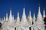 Sandamani Pagode, Mandalay