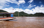 Mekong bei Luang Prabang, Laos