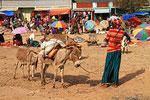 Markt in Hossaina