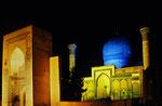 Gur-Emir Mausoleum, Samarkand, Usbekistan