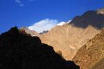 Schlucht des Panj, Grenzfluss zwischen Tadschikistan und Afghanistan