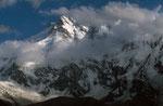 Nanga Parbat (8.125 m) im Westhimalaya, Provinz Gilgit-Baltistan, Pakistan