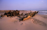 Schiffswrack, Skelettküste