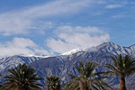 Landschaft bei der Furnace Creek Ranch, Death Valley, Kalifornien