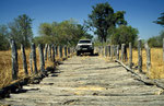 Third Bridge, Moremi Game Reserve, Okavango-Delta