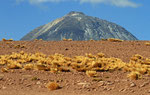 Vulkan Cerro Sairecabur (5.971 m), nordöstlich von San Pedro de Atacama, Chile