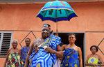 Agbili-Agbo Dedjlani, King of Abomey, Benin