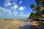 Galibi, nordöstliche Karibikküste von Surinam