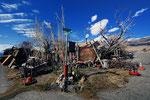 Ghost Town Keeler, Kalifornien