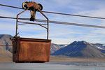 Alte Kohlebahn, Longyearbyen