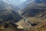 Pamir-Fluss, Wakhan-Korridor, Grenze Tadschikistan/Afghanistan