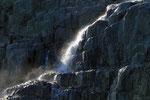 Wasserfall,  Lumfjord