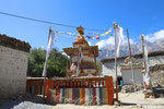 Tschorten in Ghiling, Mustang