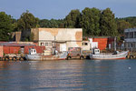 Hafen, Nida, Kurische Nehrung, Litauen