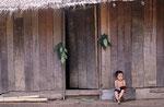 Hmong-Dorf, Laos