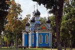 Russisch.orthodoxe Kirche, Druskininkai, Litauen